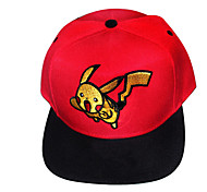 Pikachu Red Black Cap