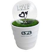Potted Love LED Night Light