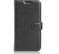 Embossed Card Wallet Bracket Type Protective Sleeve For LG G5 Mobile Phone