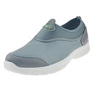 Blue/Black/Gray Wearproof Rubber Running Shoes for Men