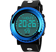 Skmei® Men's Outdoor Sports LED Digital Multifunction Wrist Watch 30m Waterproof Assorted Colors