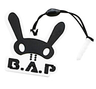B.A.P bap LOGO Mark Phone Dust Plug