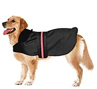 Dog Coat / Jacket / Vest Blue / Black / Coffee Dog Clothes Winter / Spring/Fall Solid Waterproof Doglemi
