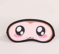 Travel Sleeping Eye Mask Type 0020 Fake Eyes With Cooling Gel