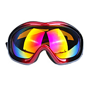 Male And Female Professional Single Ski Glasses