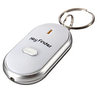 Anti-Lost Finder Sensor Alarm Whistle Key Finder LED With 2 AG3 Batteries Safely Security