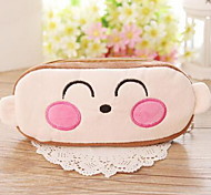Cute Cartoon Plush Large Capacity Pencil Case