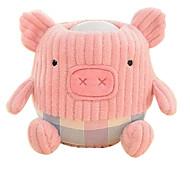 rosa Schwein pat Lampe Nachtlicht Batterie Säugling Schlaf Nacht