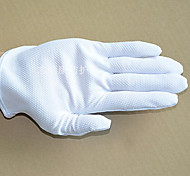 Dispensing Electronic Protection Fiber Plastic Anti-static Dispensing Gloves
