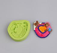 1 Ecológico / Nueva llegada / Gran venta / decoración de pasteles / De Armar / Herramienta para hornear / Alta calidad / Antiadherente