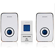 Intelligent Digital Electronic Doorbell Doorbell Waterproof AC Wireless Light Control