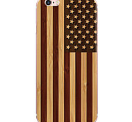 Cartoon USA Flag PC Hard Case Cover For Apple iPhone 6s 6 Plus SE/5s/5