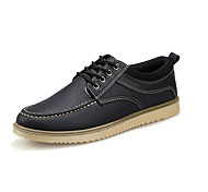 Other Other Casual Shoes Men's Breathable Low-Top Leisure Sports Black / Brown