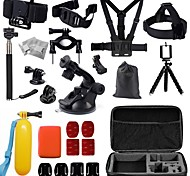 Accessories For GoPro,Front Mounting Anti-Fog Insert Monopod Tripod Case/Bags Screw Buoy Suction Cup Adhesive Mounts Straps Hand