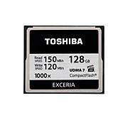 toshiba exceria compactflash cartão de memória de 32GB 64GB 128GB - 1000x