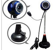 USB2.0 30FPS 800W Pixel  HD Desktop Computer Camera Webcam