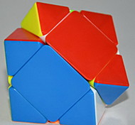 / Smooth Speed Cube Skewb / Magic Cube Rainbow ABS