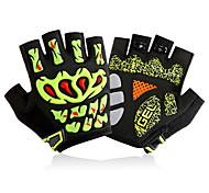 BATFOX® Sports Gloves Women's / Men's / Unisex Cycling Gloves Summer Bike Gloves Anti-skidding / Breathable / Wearproof Fingerless Gloves
