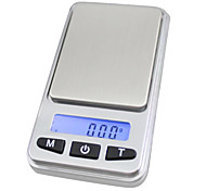 Other Material AA Battery Power Silver Color Weighing Scales Electronic Scales