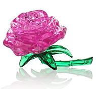 Пазлы 3D пазлы Хрустальные пазлы Строительные блоки Игрушки своими руками Розы