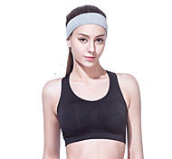 Women's Sleeveless Running Sports Bra Compression Clothing Breathable Quick Dry Compression Sweat-wicking ShockproofSpring Summer