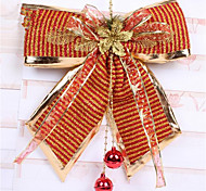 Bow Christmas Decoration Supplies Hotels Shopping Window Decoration