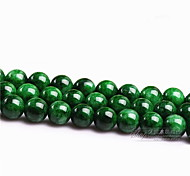 DIY Jewelry Green Glass Ball Charm 4mm 98pcs for Bracelet