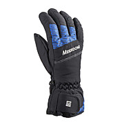 Cycling Gloves / Ski Gloves Winter Gloves Unisex Keep Warm Ski & Snowboard White / Gray / Black / Blue / Dark Blue Canvas Free Size