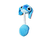 Dogs / Cats Toys Pet Toys Plush Toy Plush Blue