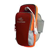 Нарукавная повязка Сотовый телефон сумка для Фитнес Велосипедный спорт Бег Спортивные сумкиВодонепроницаемый Быстросохнущий