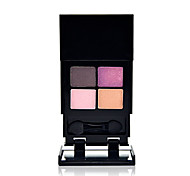 Sakura Lang Square Four-Color Eyeshadow Color Well Not Dizzy