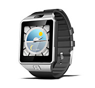 Kimlink QW09  3G Android Smartwatch Hands-Free Calls / Media Control / Message Control / Camera Control