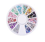 Gioielli per unghie-AdorabileAltro-1-6*6*0.5