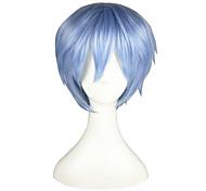Kuroko No Basketball-Kuroko Tetsuya Ice Blue 13inch Cosplay Wig CS-053A