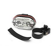 Luci bici / Luce posteriore per bici LED - Ciclismo Facile da portare / Avvertenze Altro 10 Lumens Batteria Ciclismo-Luci