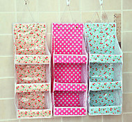 Door wWardrobe Wardrobe Hanging Multilayer Storage Pouch