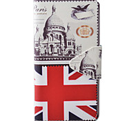 England National Flag Design PU Material Phone Case For iPhone 7 7plus 5 5s se 6 6s 6s Plus 6Plus