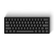iQunix® IQKB62 Wired Mechanical Keyboard with Type-C USB Port Aluminum Alloy Shell Optional Cherry MX Types