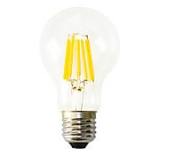 8 E26/E27 Bombillas de Filamento LED B 8 COB 640-800 lm Blanco Cálido Decorativa AC 100-240 V 1 pieza