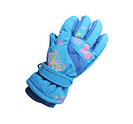 Winter Gloves Unisex Keep Warm Ski & Snowboard Red / Pink / Blue / Orange Canvas Free Size-Others