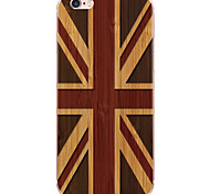 Cartoon England Flag PC Hard Case Cover For Apple iPhone 6s Plus/6 Plus/iPhone 6s/6/iPhone SE/5s/5