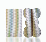 Keqi® Multicolor Hair Bang Fringe Sticker 2 Piece Mask Helper