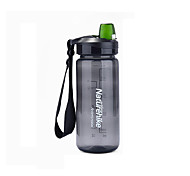 NH PP / BPA free Water Bottle Black