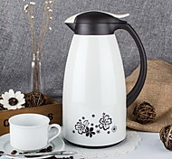Family Multi-purpose Glass Liner Insulation Kettle Coffee Pot