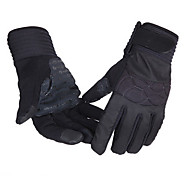 BATFOX® Sports Gloves Unisex Cycling Gloves Spring / Autumn/Fall Bike GlovesKeep Warm / Anti-skidding / Breathable / Windproof / Wearable