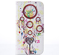 for Samsung Galaxy A3 A5 2017 Feathers Leather Wallet for Samsung Galaxy A3 A5 A7 2016 2017