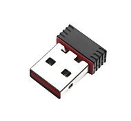 Desktop Computer Usb Red Edge Portable Wifi