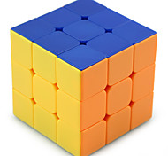 Shengshou® Smooth Speed Cube 3*3*3 Professional Level Stress Relievers / Magic Cube / Puzzle Toy White Plastic