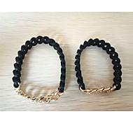 Black Hologram Bracelet Chain Bracelet