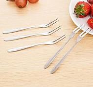 Acier inoxydable 304 Fourchette de table Fourchettes 1 personne
